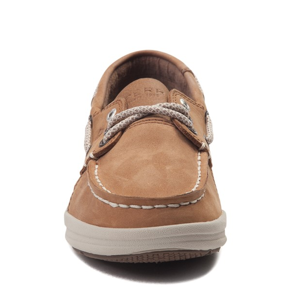alternate view Sperry Top-Sider Gamefish Boat Shoe - Little Kid / Big Kid - TanALT4