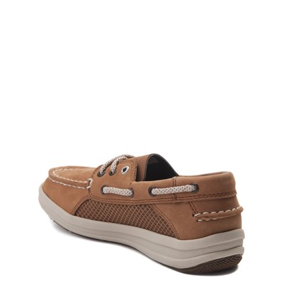 Alternate view of Sperry Top-Sider Gamefish Boat Shoe - Little Kid / Big Kid - Tan