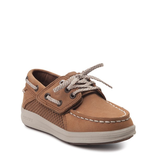 alternate view Sperry Top-Sider Gamefish Boat Shoe - Toddler / Little Kid - TanALT1