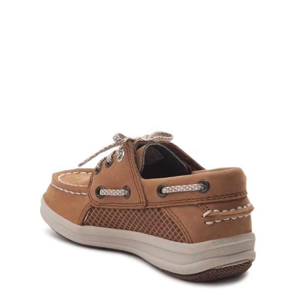 alternate view Sperry Top-Sider Gamefish Boat Shoe - Toddler / Little Kid - TanALT2