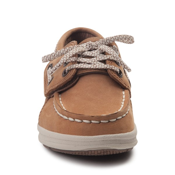 alternate view Sperry Top-Sider Gamefish Boat Shoe - Toddler / Little Kid - TanALT4
