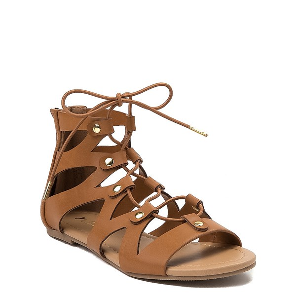Alternate view of Sarah-Jayne Guille Gladiator Sandal - Little Kid / Big Kid