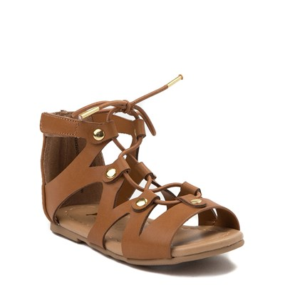 Alternate view of Sarah-Jayne Guille Gladiator Sandal - Toddler / Little Kid