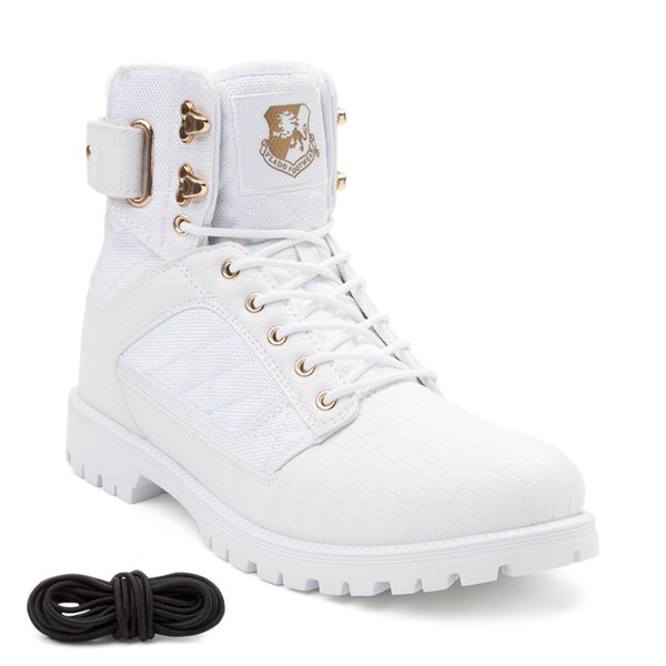 alternate view Mens Vlado Atlas II NS Boot - WhiteALT1
