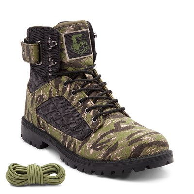 Alternate view of Mens Vlado Atlas II NS Boot - Green / Tiger Camo