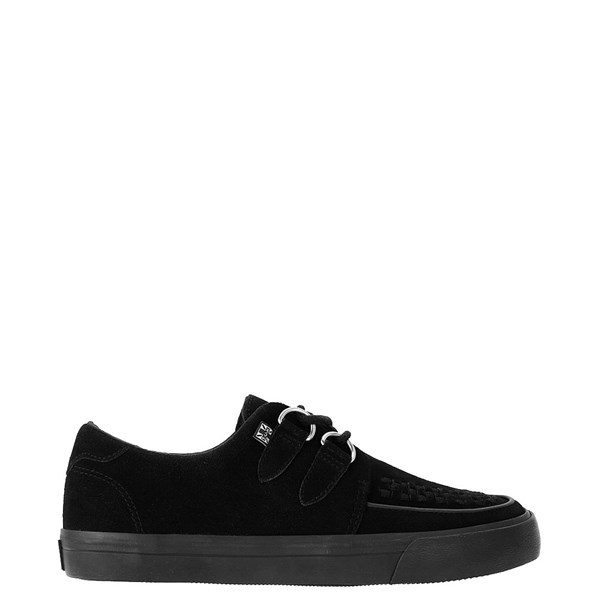 Main view of T.U.K. D-Ring VLK Sneaker Casual Shoe - Black