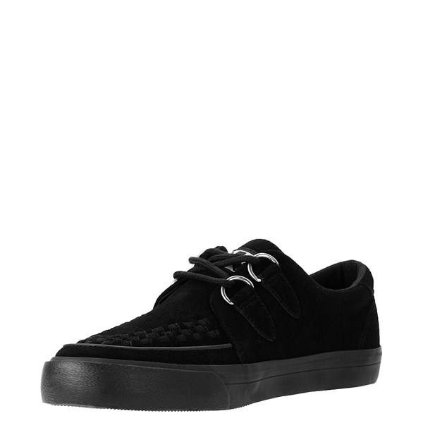 alternate view T.U.K. D-Ring VLK Sneaker Casual Shoe - BlackALT3