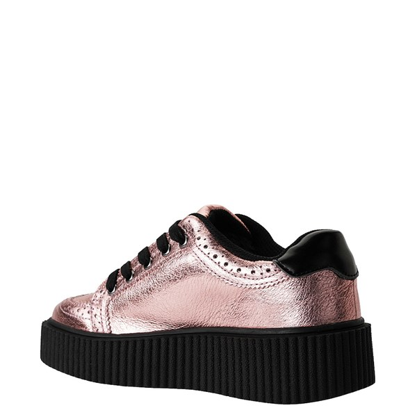 alternate view Womens T.U.K. Wingtip Casbah Creeper Casual ShoeALT2
