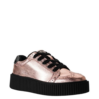 Alternate view of Womens T.U.K. Wingtip Casbah Creeper Casual Platform Shoe
