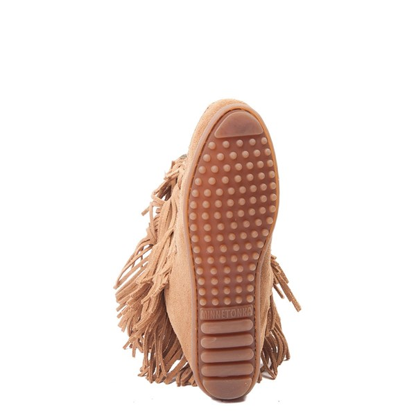 alternate view Womens Minnetonka 5 Layer Fringe BootALT5