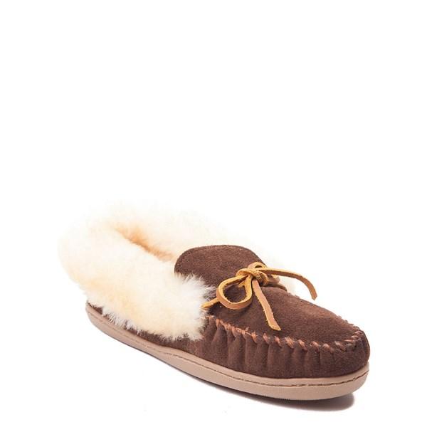 Alternate view of Womens Minnetonka Alpine Sheepskin Moc Casual Shoe