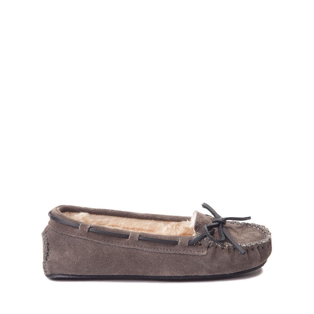 Womens Minnetonka Cally Casual Shoe - Gray