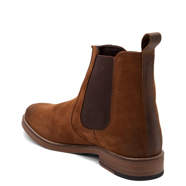 alternate view Mens Crevo Denham Chelsea Boot - ChestnutALT2
