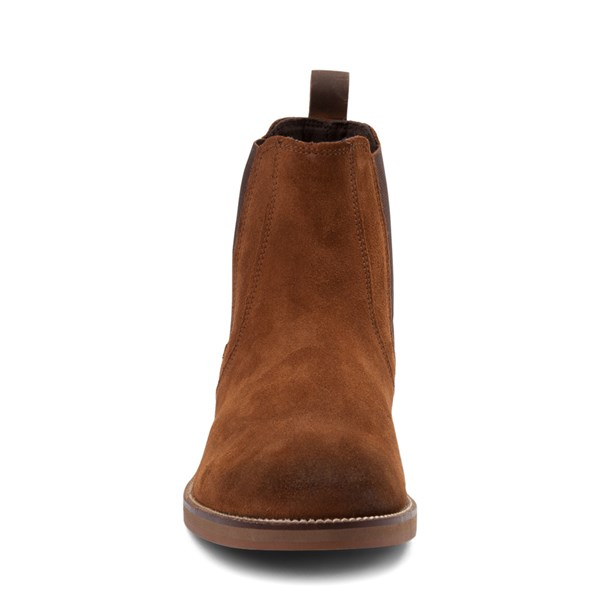 alternate view Mens Crevo Denham Chelsea Boot - ChestnutALT4