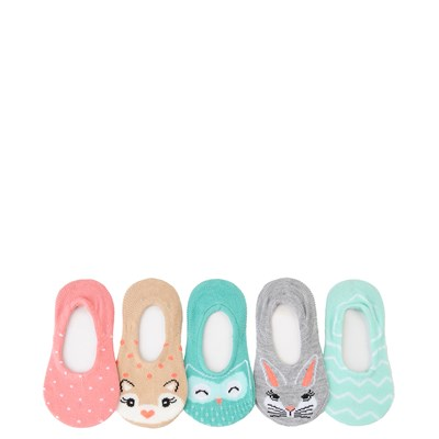 Main view of Critter Liners 5 Pack - Girls Baby