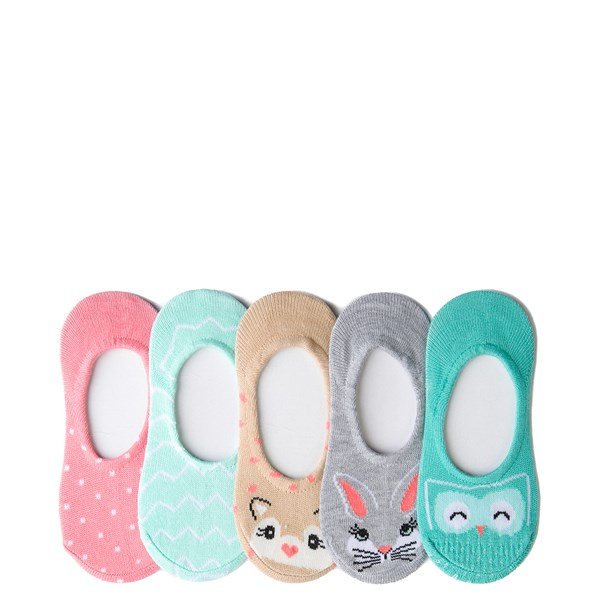 Critter Liners 5 Pack - Girls Toddler