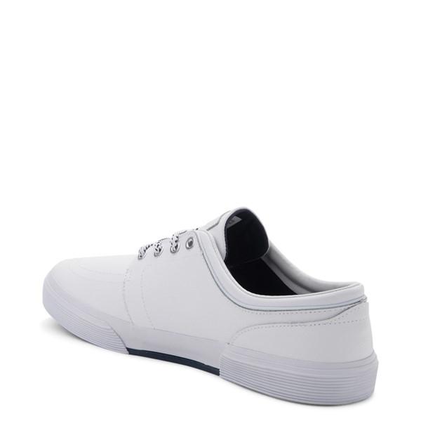 alternate view Mens Faxon Casual Shoe by Polo Ralph Lauren - WhiteALT1