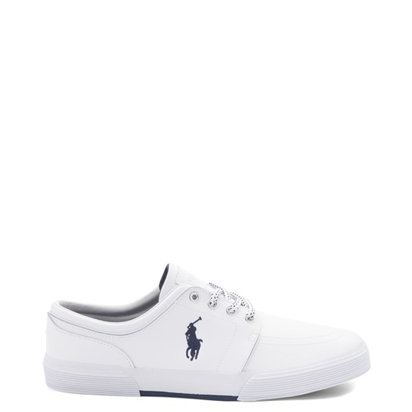 Mens Faxon Casual Shoe by Polo Ralph Lauren - White