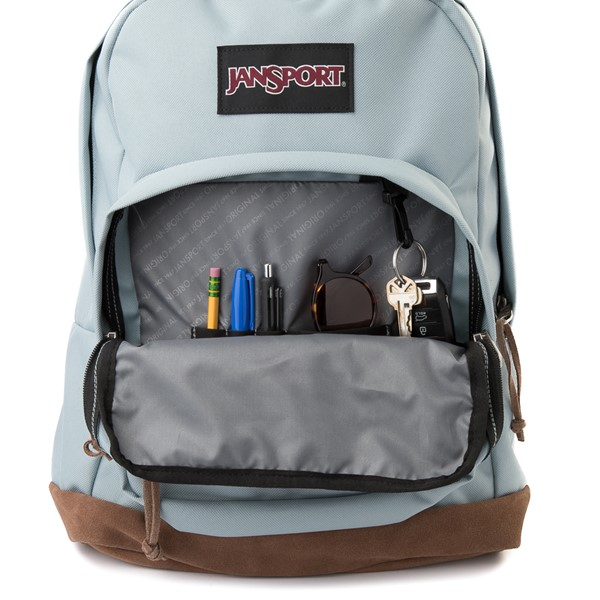 alternate view JanSport Right Pack Backpack - Light BlueALT3C