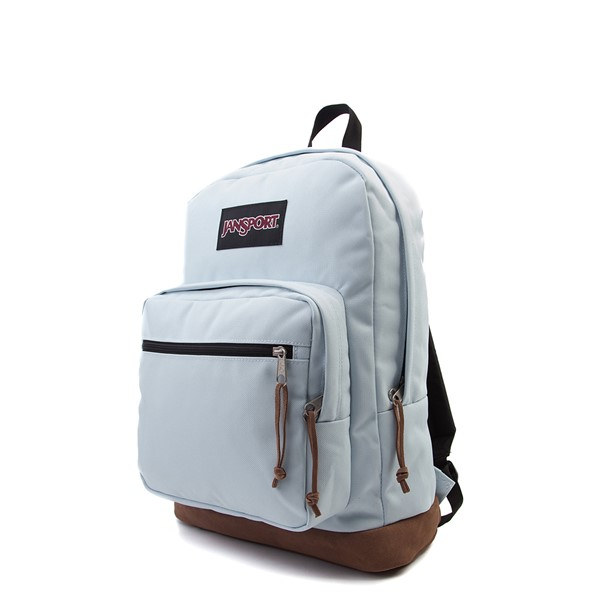 alternate view JanSport Right Pack Backpack - Light BlueALT4