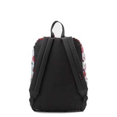 Alternate view of JanSport Superbreak Blooming Minnie Backpack