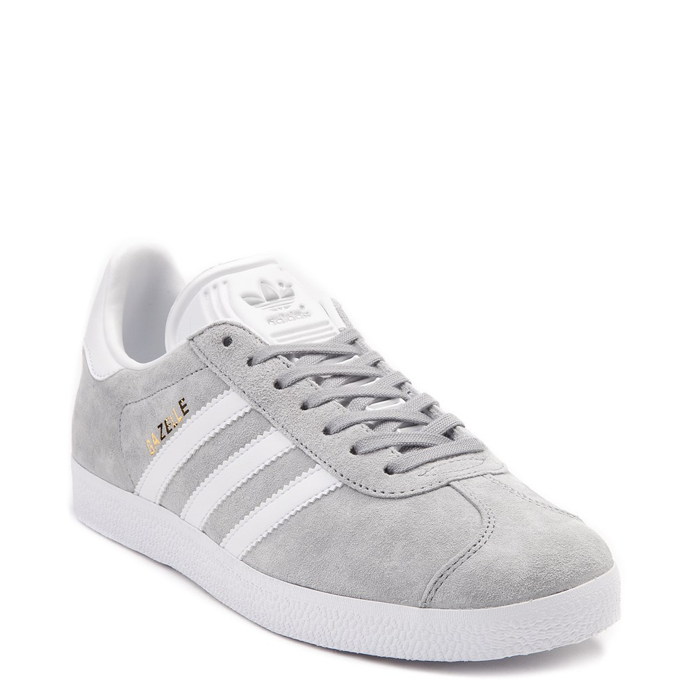 moda di vendita caldo acquisto economico il più votato reale Womens adidas Gazelle Athletic Shoe - Gray | Journeys