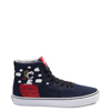 Vans Sk8 Hi Peanuts Flying Ace Skate Shoe