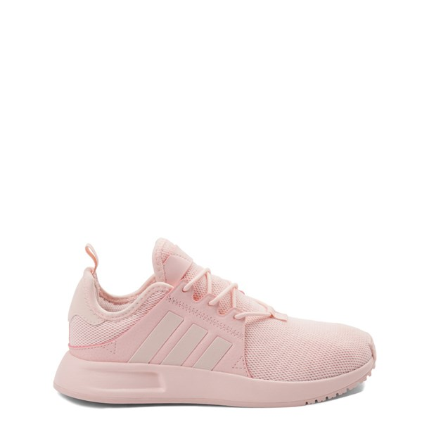 Main view of adidas X_PLR Athletic Shoe - Big Kid - Pink