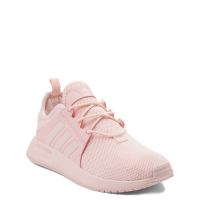 Alternate view of adidas X_PLR Athletic Shoe - Big Kid - Pink