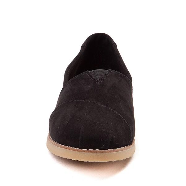 alternate view Womens TOMS Alpargata Crepe Casual ShoeALT4