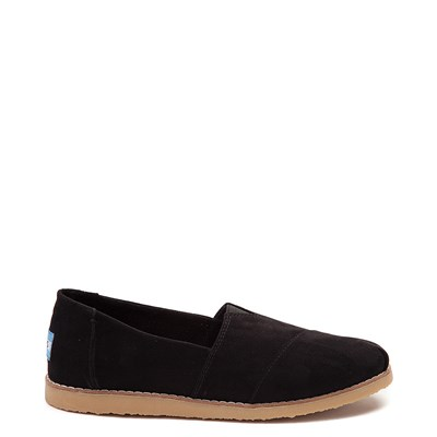 Main view of Womens TOMS Alpargata Crepe Casual Shoe
