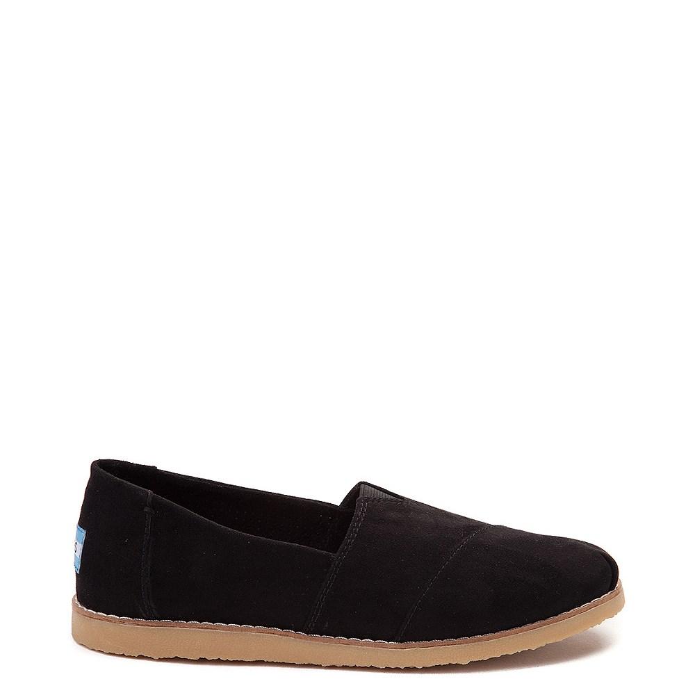 Womens TOMS Alpargata Crepe Casual Shoe