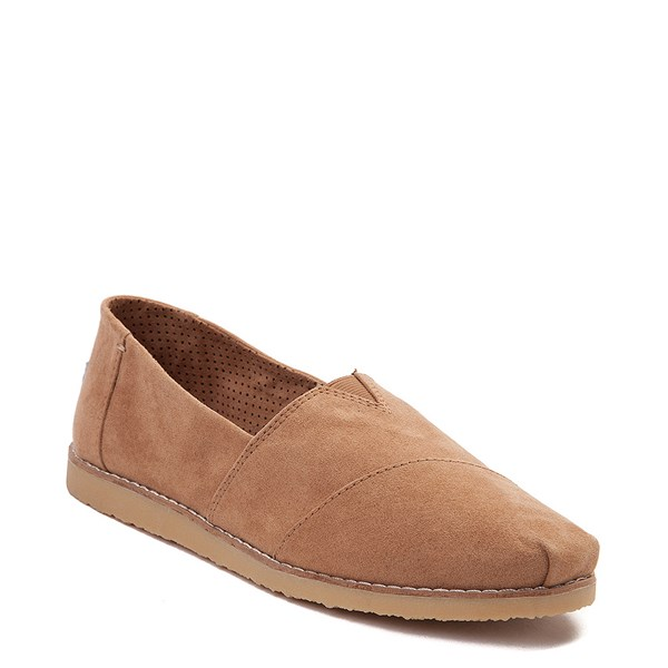 alternate view Womens TOMS Alpargata Crepe Casual ShoeALT1
