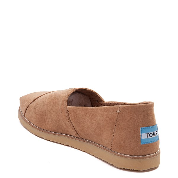 alternate view Womens TOMS Alpargata Crepe Casual ShoeALT2