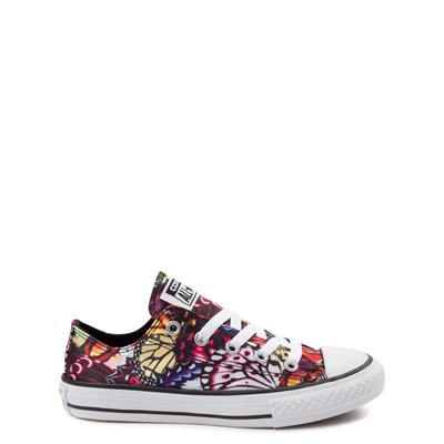 Youth Converse All Star Lo Butterflies Sneaker