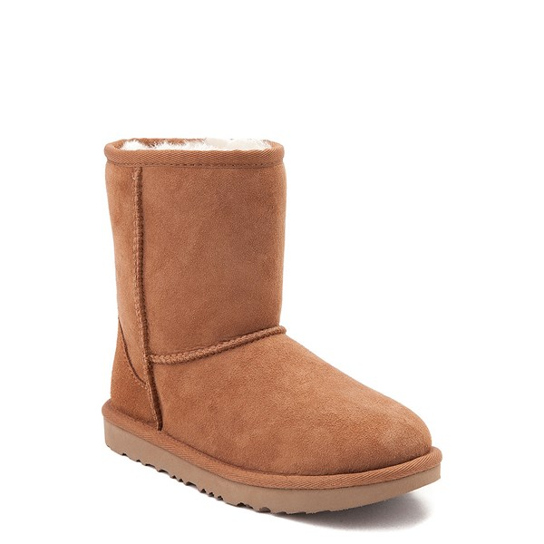 alternate view UGG® Classic II Boot - Little Kid / Big Kid - ChestnutALT1