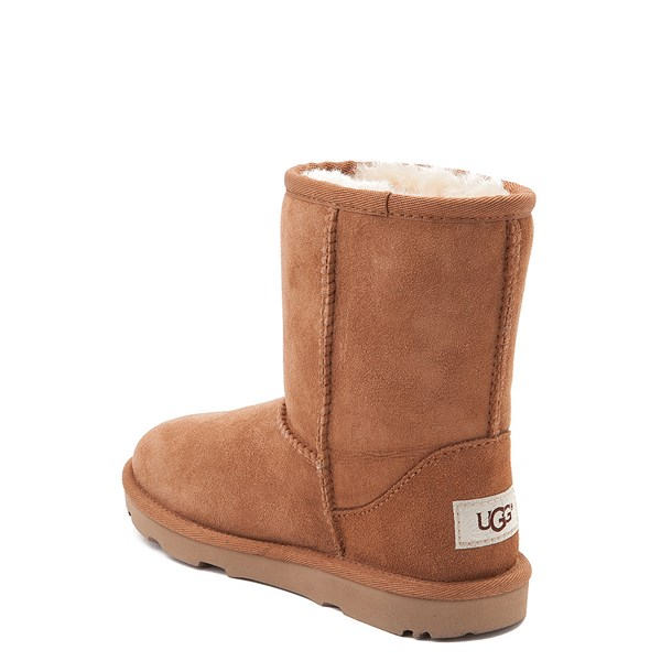 alternate view UGG® Classic II Boot - Little Kid / Big Kid - ChestnutALT2