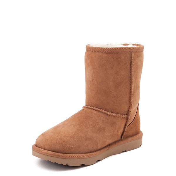 alternate view UGG® Classic II Boot - Little Kid / Big Kid - ChestnutALT3