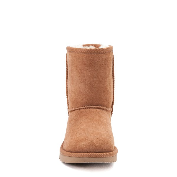 alternate view UGG® Classic II Boot - Little Kid / Big Kid - ChestnutALT4