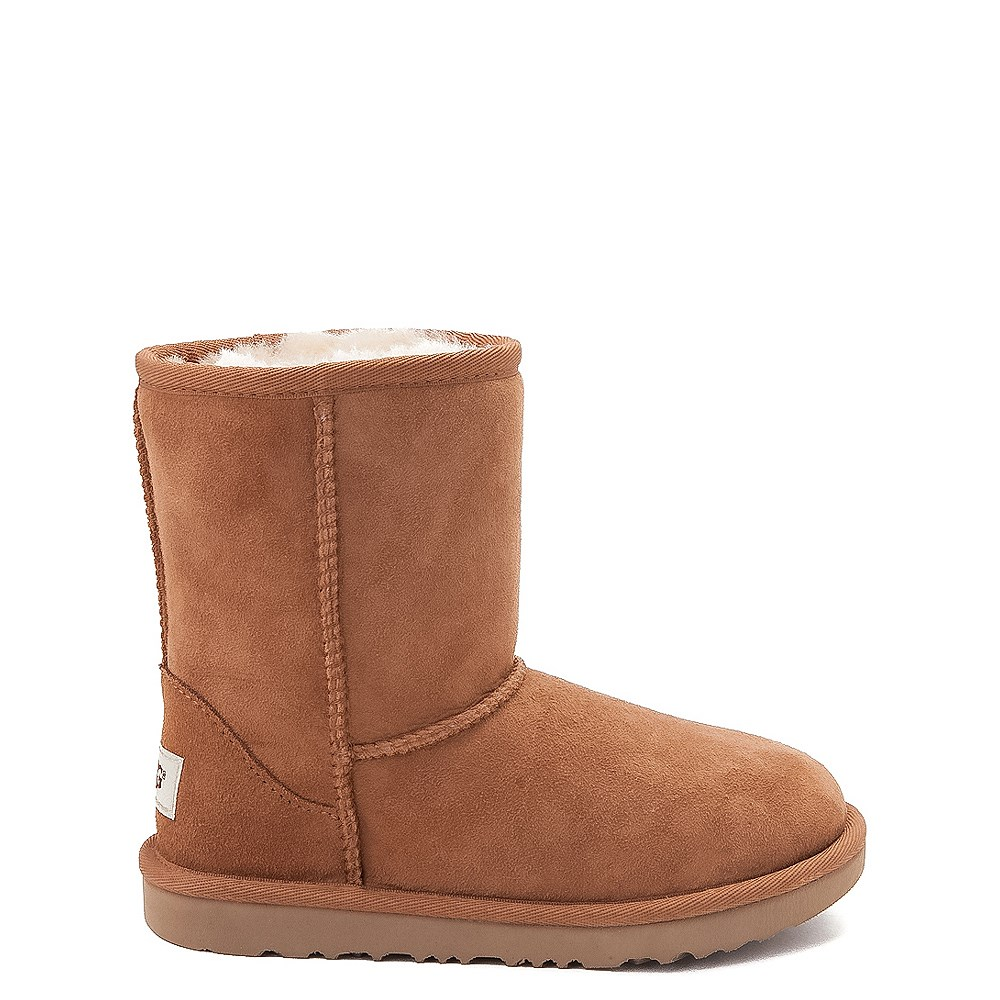 UGG® Classic II Boot - Little Kid / Big Kid - Chestnut