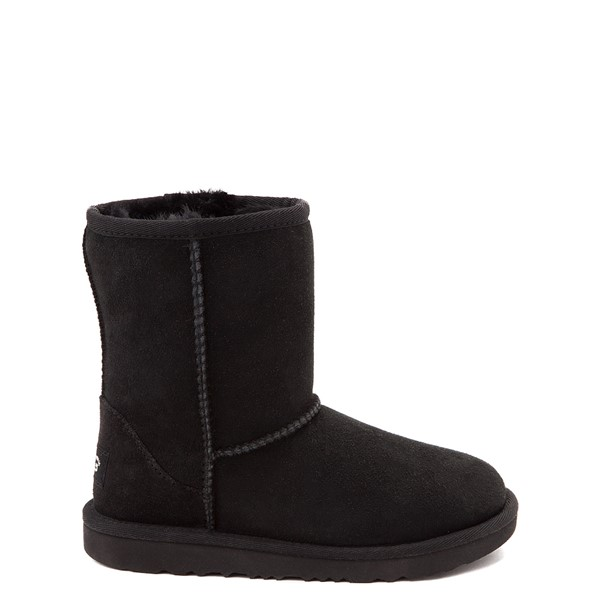 Main view of UGG® Classic II Boot - Little Kid / Big Kid - Black