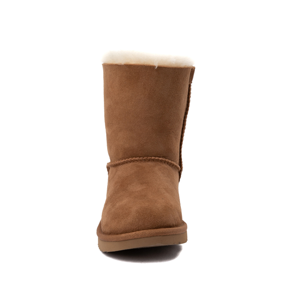 alternate view UGG® Bailey Bow II Boot - Little Kid / Big Kid - ChestnutALT4