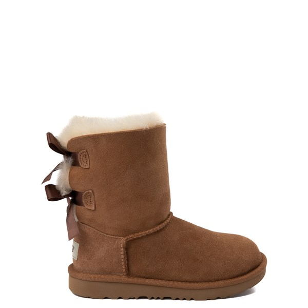 UGG® Bailey Bow II Boot - Little Kid / Big Kid - Chestnut