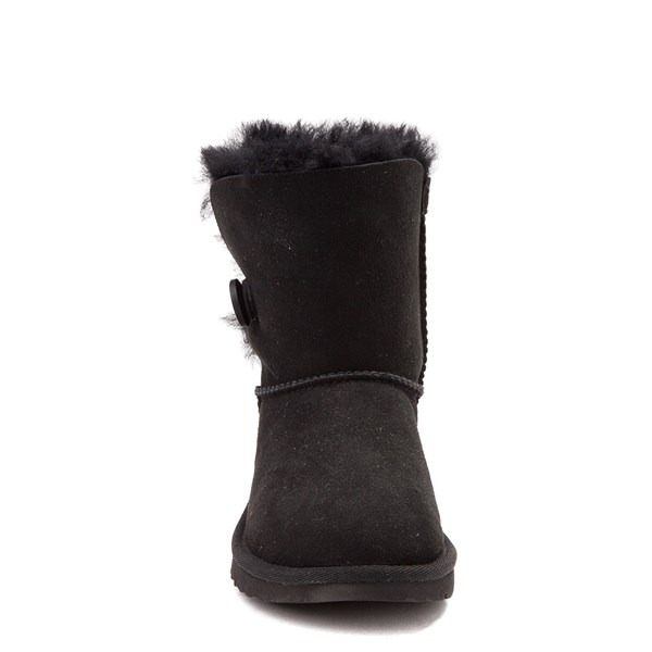alternate view UGG® Bailey Button II Boot - Little Kid / Big Kid - BlackALT4