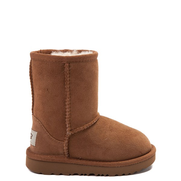 UGG® Classic Short II Boot - Toddler / Little Kid - Chestnut