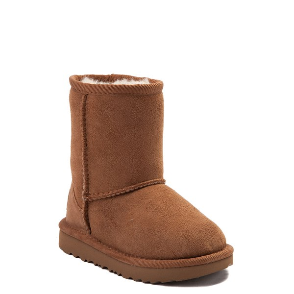 alternate view UGG® Classic Short II Boot - Toddler / Little KidALT1