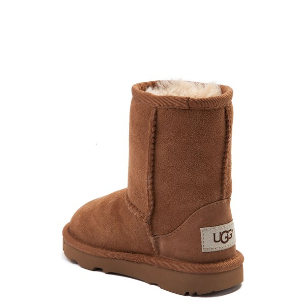 alternate view UGG® Classic Short II Boot - Toddler / Little KidALT2