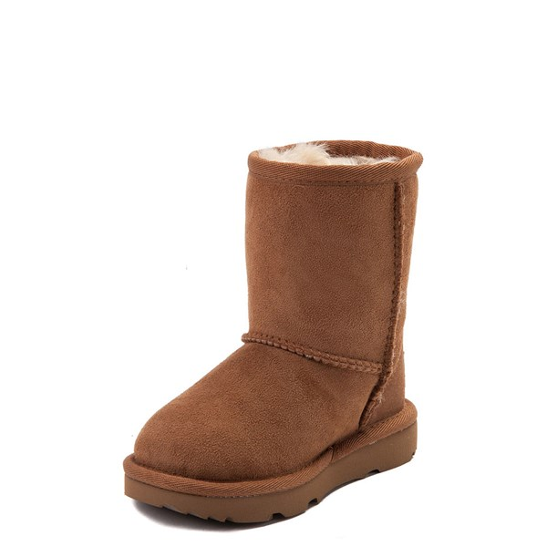 alternate view UGG® Classic Short II Boot - Toddler / Little KidALT3