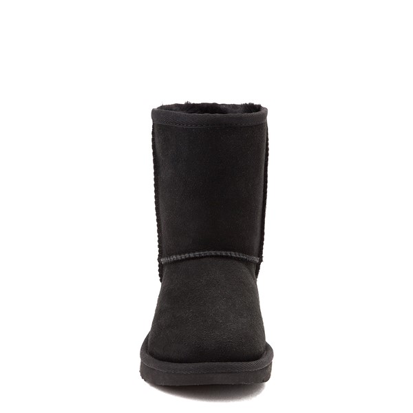 alternate view UGG® Classic Short II Boot - Toddler / Little Kid - BlackALT4