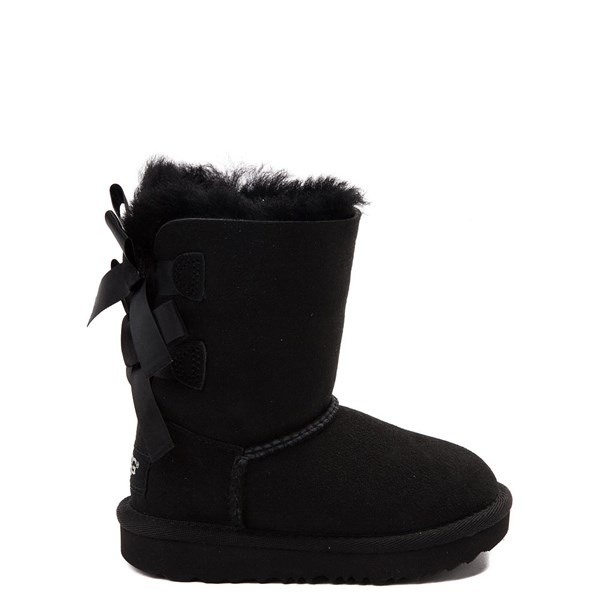 Default view of UGG® Bailey Bow II Boot - Toddler / Little Kid - Black